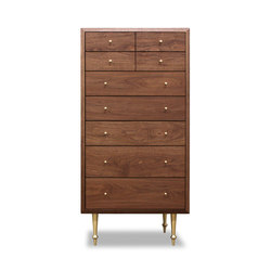 Pacific Highboy | Credenze | VOLK