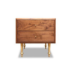 Small Pacific Side Table | Comodini | VOLK