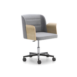 CAPITOL | PR ARM | Task chairs | Accento