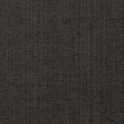 Naturally IV Fabrics | Lilburn - Charcoal | Tissus pour rideaux | Designers Guild