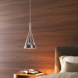 Flûte | Flûte Magnum Suspension lamp | General lighting | FontanaArte