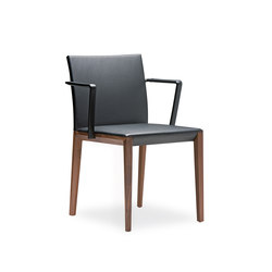 Andoo chair with armrests | Visitors chairs / Side chairs | Walter K.