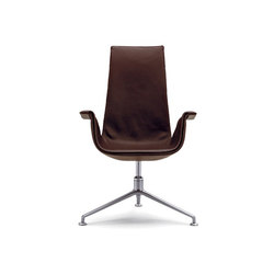 FK 6725 Schalensessel | Conference chairs | Walter K.