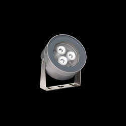 Martina Power LED / Transparent Glass - Adjustable - Wide Beam 50° | Outdoor wall lights | Ares