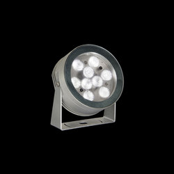 MaxiMartina Power LED / Transparent Glass - Adjustable - Narrow Beam 10° | Éclairage général | Ares