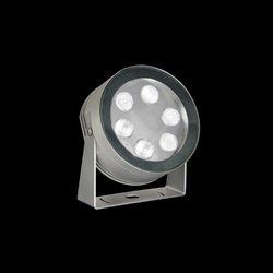 MaxiMartina Power LED / Transparent Glass - Adjustable - Medium Beam 30° | Iluminación general | Ares