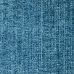 Morvern Fabrics | Kintore - Marine | Vorhangstoffe | Designers Guild