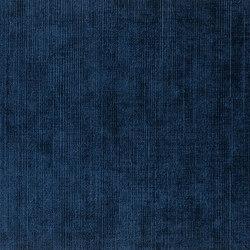 Morvern Fabrics | Kintore - Indigo | Tessuti tende | Designers Guild