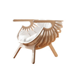 Shell Chair | Loungesessel | Branca-Lisboa