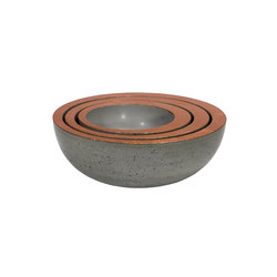 St. Charles Nesting Bowls copper | Bowls | VOLK