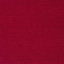 Morvern Fabrics | Auskerry - Scarlet | Tissus pour rideaux | Designers Guild