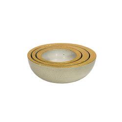 St. Charles Nesting Bowls gold | Bowls | VOLK