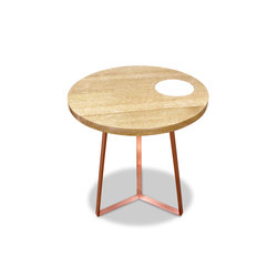 St. Charles Side Table | Mesas auxiliares | VOLK