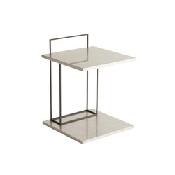 Iron Servomuto Quadrato | Side tables | SanPatrignano