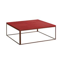 Iron Tavolino Rettangolare | Lounge tables | SanPatrignano