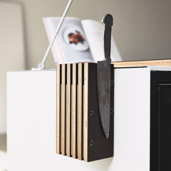 mevo Knife block | Knife blocks | Fußstetter Planungs-Gesellschaft