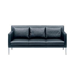 Jason 391 sofa | Canapés d'attente | Walter K.