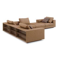 Living Landscape 750 corner sofa | Modular sofa systems | Walter K.
