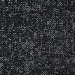 Metallo Fabrics | Perla - Charcoal | Tissus pour rideaux | Designers Guild