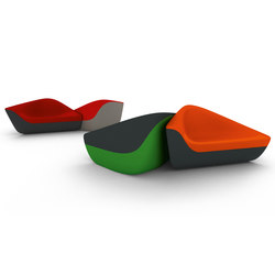 Seating Stones | Modular seating systems | Walter K.
