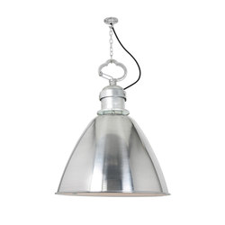 7380 Medium Pendant, Aluminium | Illuminazione generale | Davey Lighting Limited
