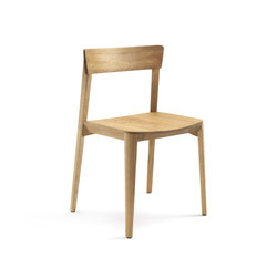 Mia Wood | Restaurant chairs | Riva 1920