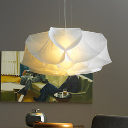 Albedo Suspension lamp | Suspended lights | FontanaArte