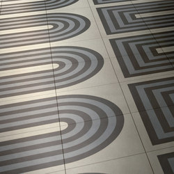 Duct Grey | Concrete/cement floor tiles | Bisazza
