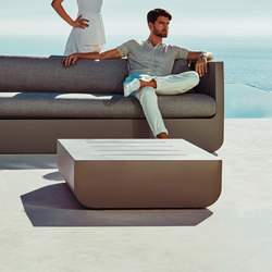 Ulm Coffee Table | Mesas de centro de jardín | Vondom