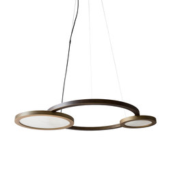 Eclisse | Suspended lights | Contardi Lighting