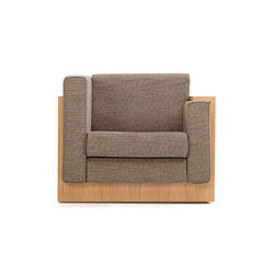 Alpha Seating Chair | Sillones lounge | VS