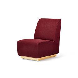Slipper Chair | Loungesessel | VS