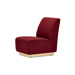 Slipper Chair | Lounge chairs | Neutra by VS