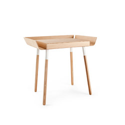 My writing desk small Ash | Escritorios | EMKO