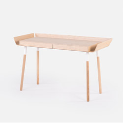 My Writing Desk Large Ash | Bureaux plats | EMKO