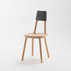 Naïve Chair Ash | Restaurant chairs | EMKO