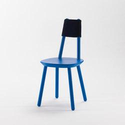 Naïve Chair Blue | Restaurant chairs | EMKO
