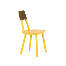 Naive chair yellow | Restaurant chairs | EMKO