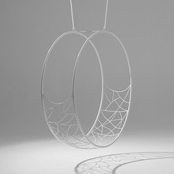 Wheel hanging swing chair | Gartenstühle | Studio Stirling