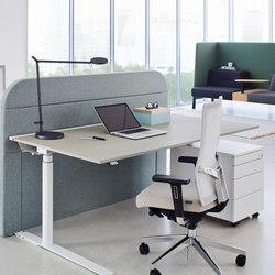 Série CN Bureaux | Individual desks | ophelis
