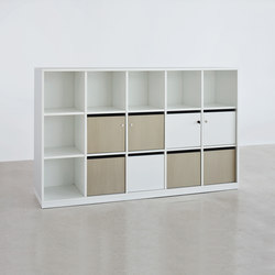 S Series | Office shelving systems | ophelis