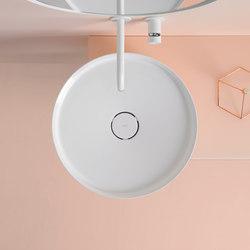 Bowl Countertop Ceramilux® Washbasin | Lavabos | Inbani
