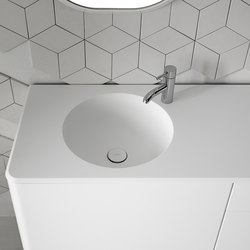 Fluent Washbasin | Vanity units | Inbani