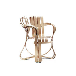 Gehry Cross Check Arm Chair | Restaurant chairs | Knoll International