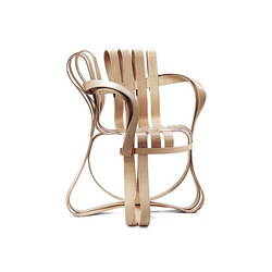 Gehry Cross Check Arm Chair | Chairs | Knoll International