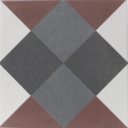 Cementine Patch-17 | Floor tiles | Valmori Ceramica Design