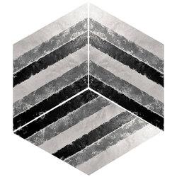 Ornamenti Twirl A/B | Carrelage pour sol | Valmori Ceramica Design