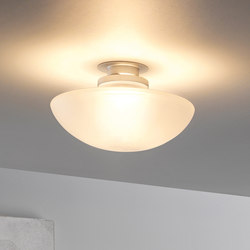 Sillabone Wall and ceiling lamp | General lighting | FontanaArte