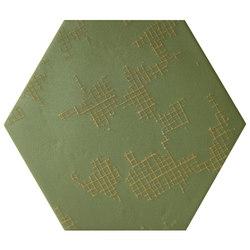 Ornamenti GF Terra Verde | Ceramic tiles | Valmori Ceramica Design