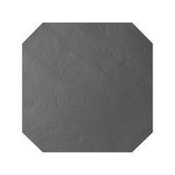 Le Crete Octagon Terra Grigia | Bodenfliesen | Valmori Ceramica Design